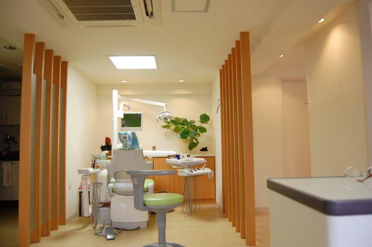 歯科の写真
