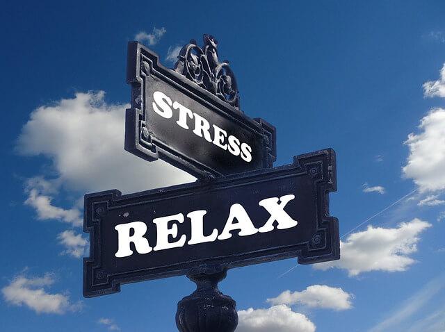 ストレス リラックス