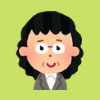 経理の山下さん 中年女性の写真
