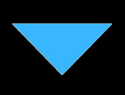 下向きの三角形